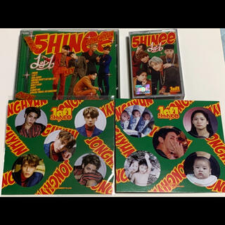 SHINee - SHINee 1of1  CD