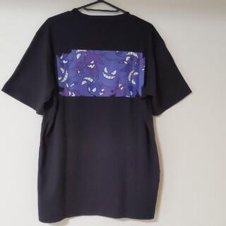 UNIQLO - UNIQLO ポケモンコラボ メンズ XLサイズ ゲンガーデザイン半袖Tシャツ