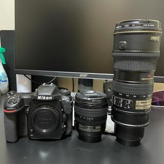 Nikon - Nikon D500 70-200f/2.8 18-70f/3.5-4.5