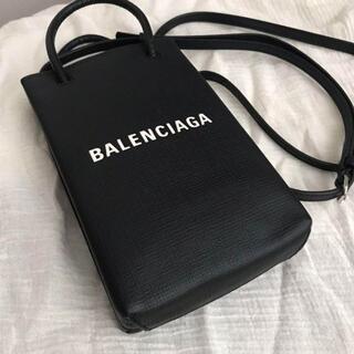Balenciaga - BALENCIAGA フォンホルダーバッグ