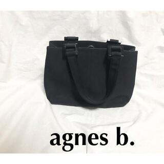 agnes b. - agnes.b voyage アニエスベー ハンドバッグ 小物 古着 モード