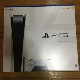 プレイステーション(PlayStation)のPS5 プレイステーション5 PlayStation5 CFI-1000A01(家庭用ゲーム機本体)