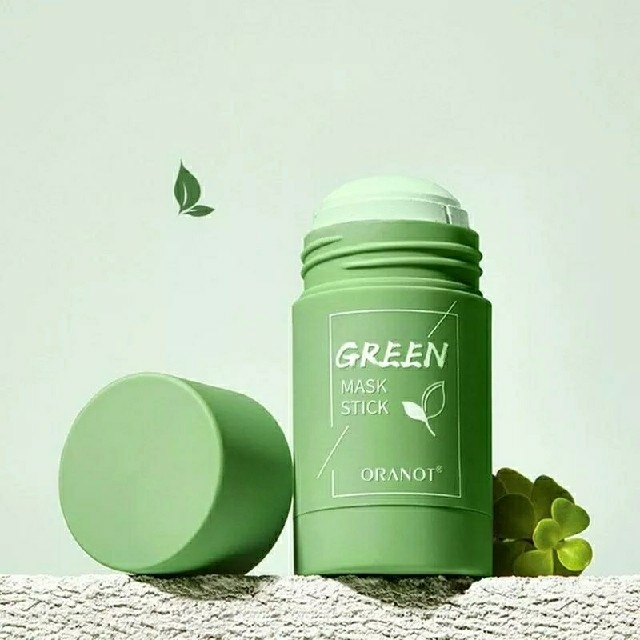 green mask stick1本(40g コスメ/美容のスキンケア/基礎化粧品(パック/フェイスマスク)の商品写真