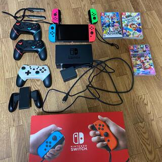 ニンテンドースイッチ(Nintendo Switch)のNintendo Switch ニンテンドースイッチ 本体  まとめ売り(家庭用ゲーム機本体)