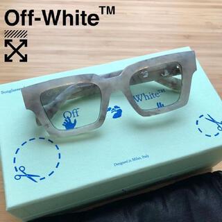 OFF-WHITE - 新品 Off-White オフホワイト サングラス 国内正規品