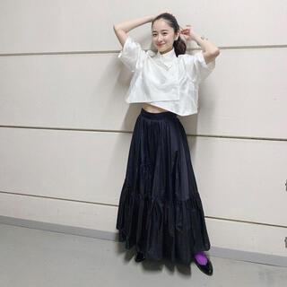 Drawer - she tokyo 36 black Juliet スカート