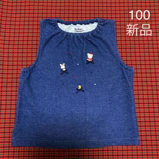 familiar - 【新品】familiar トップス 100 ファミリア