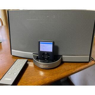 ボーズ(BOSE)のBOSE スピーカー iPod付き(スピーカー)