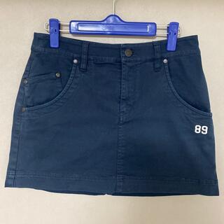 パーリーゲイツ(PEARLY GATES)のパーリーゲイツ スカート 0サイズ(ウエア)