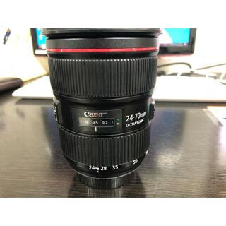 Canon - Canon EF24-70F2.8L Ⅱ USM  スピードライト580EXII