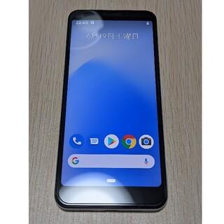 Google Pixel - Google Pixel 3a white ジャンク品