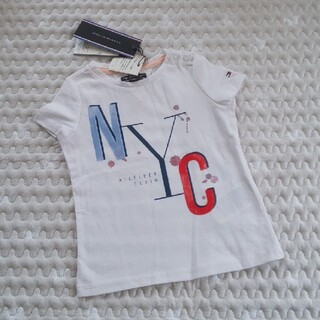 トミーヒルフィガー(TOMMY HILFIGER)の新品 トミー Tシャツ 80(Tシャツ)