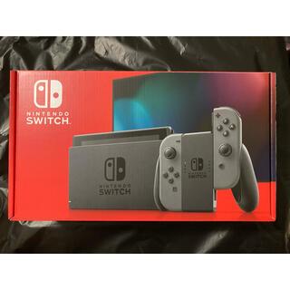 ニンテンドースイッチ(Nintendo Switch)の任天堂スイッチ(Nintendo Switch)本体 新品未開封(家庭用ゲーム機本体)