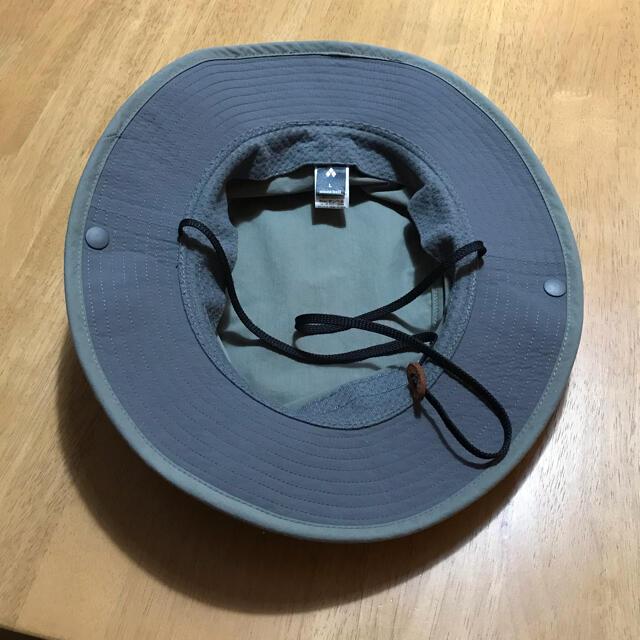 mont bell(モンベル)のゆっきー様専用☆モンベル 帽子 スポーツ/アウトドアのアウトドア(登山用品)の商品写真
