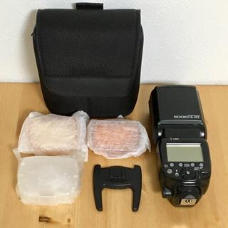 Canon - Canon キヤノン スピードライト 600EX Ⅱ-RT