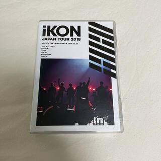 アイコン(iKON)のiKON 2018 JAPAN TOUR Blu-ray 初回限定(K-POP/アジア)