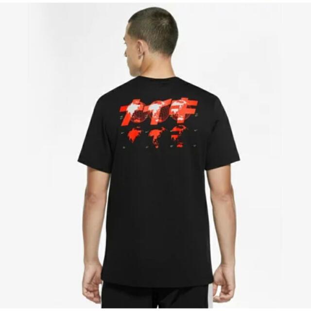 NIKE(ナイキ)の新品未使用 NIKE ナイキメンズスポーツウェア Tシャツ DC9194-010 メンズのトップス(Tシャツ/カットソー(半袖/袖なし))の商品写真