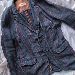Paul Harnden - ZIGGY CHEN ss16 china stripe jacket