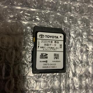 トヨタ(トヨタ)のNSZT-W64ナビSD 2020年度 春版2021年6月21日にPCにて更新(カーナビ/カーテレビ)