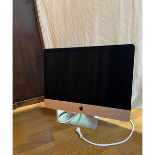 アップル(Apple)のiMac Retina 4Kディスプレイモデル 21.5インチ2019年(デスクトップ型PC)