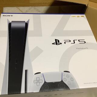 SONY PlayStation5 CFI-1000A01 新品未開封 ps5(家庭用ゲーム機本体)