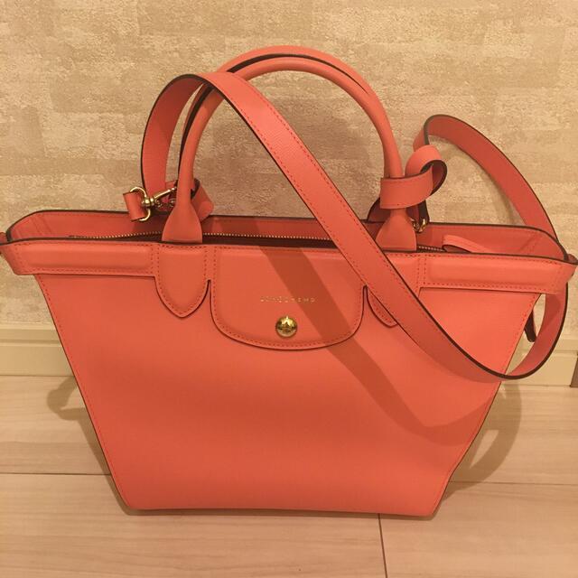 LONGCHAMP(ロンシャン)のロンシャン  ショルダー付きバック 新品 レディースのバッグ(ショルダーバッグ)の商品写真