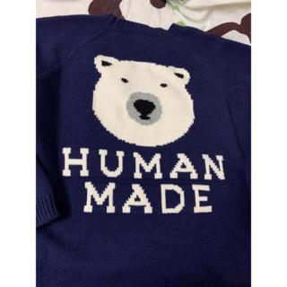 HUMAN MADE ヒューマンメイド 長袖セーター