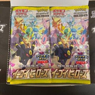 ポケモン(ポケモン)のイーブイヒーローズ 新品未開封30パック(Box/デッキ/パック)