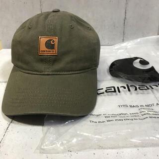 carhartt - carhartt カーハート cap キャップ 帽子 カーキ