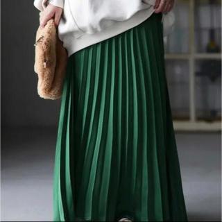 antiqua - 完売品 【アンティカ】 プリーツロングスカート