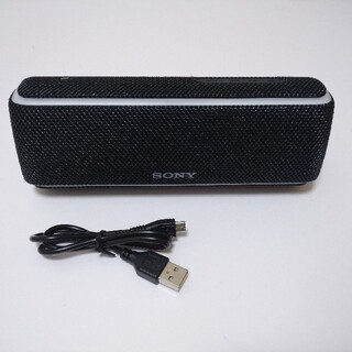 ソニー(SONY)のSONY SRS-XB21(B) Bluetooth ワイヤレス  スピーカー(スピーカー)