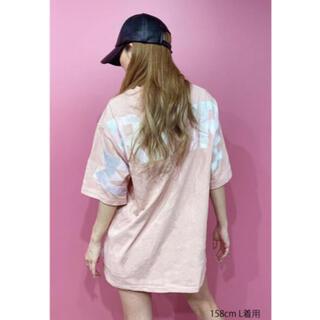 GYDA - 【美品】ミラーナイン タイダイアイコンTシャツ M