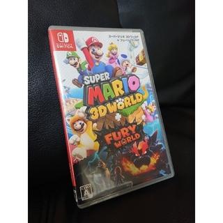 Nintendo Switch - MARIO 3DWORLD +フューリーワールド Switch