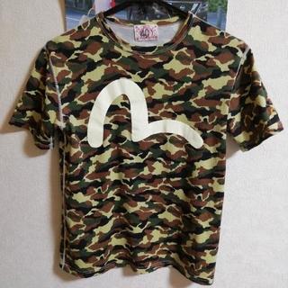 エビス(EVISU)のEVISU ★迷彩カモメTシャツ 40(Tシャツ/カットソー(半袖/袖なし))
