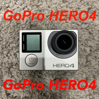 GoPro - GoPro HERO4 SILVER EDITION ゴープロ カメラ