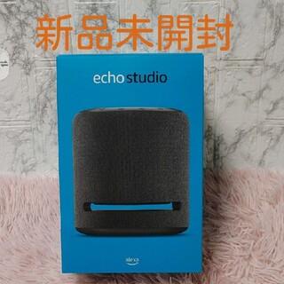 Echo Studio (エコースタジオ) Hi-Fi スマートスピーカー(スピーカー)