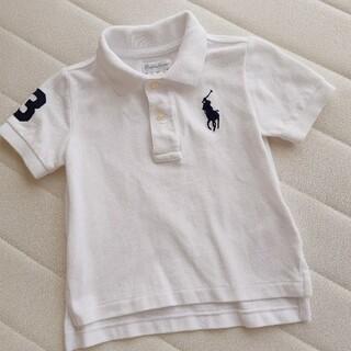 Ralph Lauren - RALPH LAURENのポロシャツ サイズ80