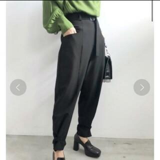アメリヴィンテージ(Ameri VINTAGE)のAMERIVINTAGE egg knot pants(カジュアルパンツ)