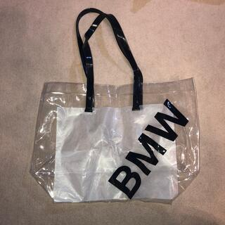 ビーエムダブリュー(BMW)のBMW 純正 トートバッグ クリア(その他)