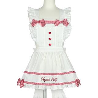 Angelic Pretty - Angelic Pretty  Fancy Ribbonエプロン