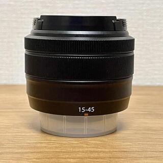 富士フイルム - 【保証書・領収書あり】XC15-45mmF3.5-5.6 OIS PZ