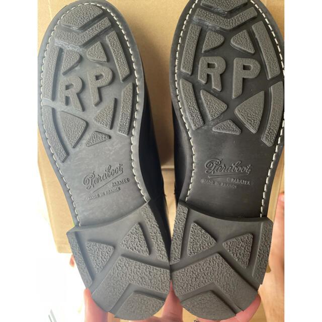 Paraboot(パラブーツ)の【ヴィンテージ】パラブーツ シャンボード 7.5デカタグ メンズの靴/シューズ(ドレス/ビジネス)の商品写真