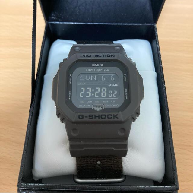 G-SHOCK(ジーショック)のCASIO G-SHOCK 3178ja メンズの時計(腕時計(デジタル))の商品写真