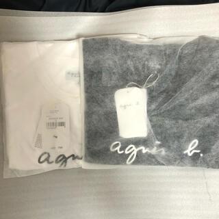 アニエスベー(agnes b.)のアニエスベー Tシャツ  L 半袖  Agnes b. メンズ(Tシャツ/カットソー(半袖/袖なし))