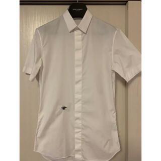 DIOR HOMME - ホワイトシャツ ディオール
