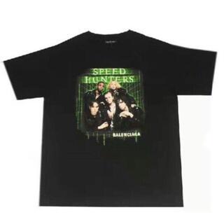 Balenciaga - BALENCIAGA 19SS Speedhunters Tシャツ XS