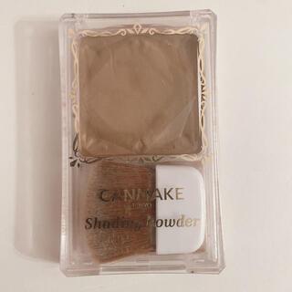 キャンメイク(CANMAKE)のキャンメイク(CANMAKE) シェーディングパウダー 01 デニッシュブラウン(フェイスパウダー)
