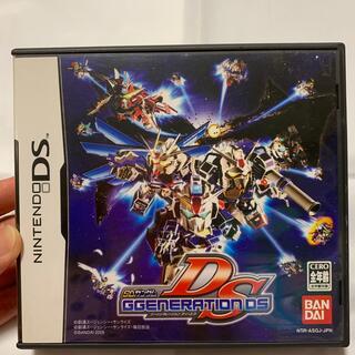 バンダイ(BANDAI)の【送料無料】SDガンダム GGENERATION DS(携帯用ゲームソフト)