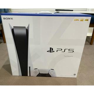 PlayStation - SONY PlayStation5 CFI-1000A01 中古 PS5