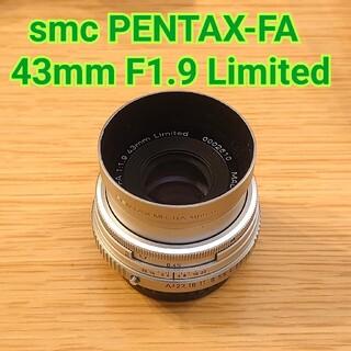 PENTAX - FA 43mm F1.9 Limited シルバー PENTAX